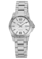 Longines Conquest Quartz  Women's Watch L3.277.4.76.6