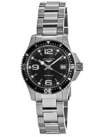 Longines HydroConquest  Black Dial Women's Watch L3.340.4.56.6