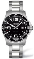 Longines HydroConquest Quartz  Men's Watch L3.640.4.56.6