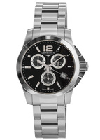 Longines Conquest Quartz Chronograph  Men's Watch L3.660.4.56.6