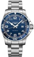 Longines HydroConquest Quartz  Men's Watch L3.689.4.03.6