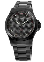 Longines Conquest V.H.P. Black PVD Black Carbon Fiber Dial Men's Watch L3.726.2.66.6