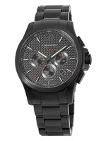 Longines Conquest V.H.P. Black Carbon Fiber Men's Watch L3.727.2.66.6