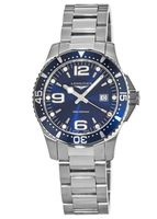 Longines HydroConquest  Blue Dial Steel Men's Watch L3.730.4.96.6
