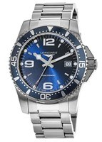 Longines HydroConquest  41mm Blue Dial Steel Men's Watch L3.740.4.96.6-PO