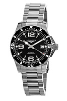 Longines HydroConquest Automatic Black Dial Men's Watch L3.741.4.56.6