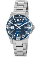 Longines HydroConquest  Blue Dial Men's Watch L3.741.4.96.6