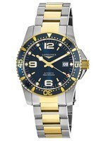 Longines HydroConquest Automatic Blue Dial Two Tone Stainless Steel Men's Watch L3.742.3.96.7
