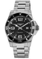 Longines HydroConquest Quartz 44mm Black Dial Men's Watch L3.840.4.56.6