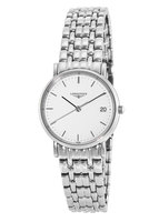 Longines La Grande Classique Quartz 30mm White Dial Women's Watch L4.320.4.12.6