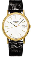 Longines La Grande Classique Quartz 38mm Men's Watch L4.790.2.12.2