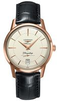 Longines Heritage   Men's Watch L4.795.8.78.2