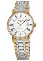 Longines Presence  Two Tone Men's Watch L4.921.2.11.7