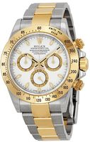 Rolex Daytona  Cosmograph White Dial Men's Watch M116503-0001
