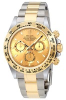 Rolex Daytona  Cosmograph Champagne Dial Men's Watch M116503-0003