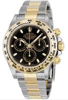 Rolex Daytona  Cosmograph Black Dial Men's Watch M116503-0004