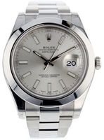 Rolex Datejust 41  Silver Dial Men's Watch M126300-0003