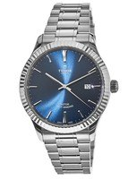 Tudor Style  Stainless Steel Blue Dial Men's Watch M12710-0013