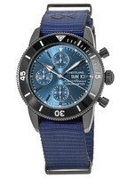Breitling Superocean Heritage II Chronograph 44 Outerknown Blue Dial Men's Watch M133132A/CA18-118W
