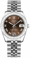 Rolex Datejust 31  Bronze Dial Women's Watch M178344-0001