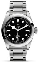 Tudor Black Bay  Black Dial Stainless Steel Women's Watch M79580-0001