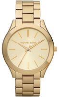 Michael Kors Runway  Champagne Dial Women's Watch MK3179