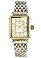Michele Deco Madison Two Tone Women's Watch MWW06T000147