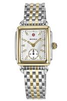Michele Deco Mid Two Tone Women's Watch MWW06V000042