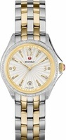 Michele Belmore Diamond Two Tone Women's Watch MWW29A000009