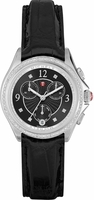 Michele Belmore Chrono Black Diamond Women's Watch MWW29B000005
