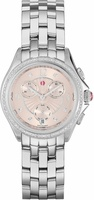 Michele Belmore Chrono Diamond Beige Dial Women's Watch MWW29B000013