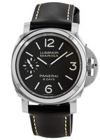 Panerai Luminor Marina 8 Days Acciaio Men's Watch PAM00510
