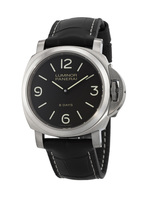 Panerai Luminor Base Titanio Brown 44MM Men's Watch PAM00562
