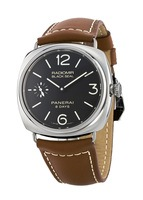 Panerai Radiomir Black Seal 8 Days 45mm Men's Watch PAM00609