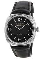 Panerai Radiomir Black Seal 8 Days Men's Watch PAM00610