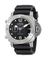 Panerai Luminor Submersible  1950 3 Days Chrono Flyback Automatic Titanium Men's Watch PAM00614