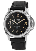 Panerai Luminor Marina Logo Acciaio 44mm Men's Watch PAM00631