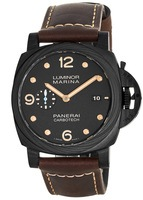 Panerai Luminor 3 Days Carbotech 44mm Automatic Men's Watch PAM00661