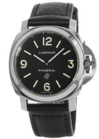 Panerai Luminor Base Logo Acciaio 44mm Men's Watch PAM01000