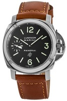 Panerai Luminor Marina Logo Acciaio 44mm Men's Watch PAM01005