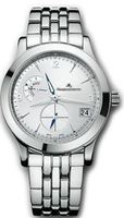 Jaeger LeCoultre Master Dual Time  Men's Watch Q1628130