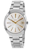 Rado D-Star XL Quartz White Dial Stainless Steel Men's Watch R15943123