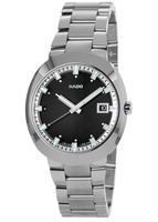 Rado D-Star  Black Dial Steel Men's Watch R15945163