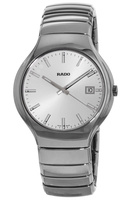Rado TRUE  Platinum Ceramic Men's Watch R27654122