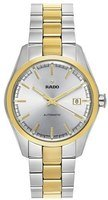 Rado Hyperchrome M Automatic Silver Dial Ceramic and Stainless Steel Men's Watch R32979102