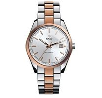 Rado Hyperchrome M Automatic Silver Dial Stainless Steel and Ceramic Men's Watch R32980102