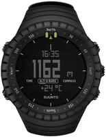 Suunto Core  All Black Military Outdoor Sports Unisex Watch SS014279010