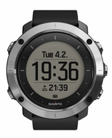 Suunto Traverse  Black Outdoor Digital Unisex Watch SS021843000