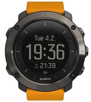 Suunto Traverse  Amber Outdoor Digital Unisex Watch SS021844000