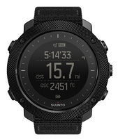 Suunto Traverse  Alpha Stealth GPS Fishing and Hunting Men's Watch SS022469000